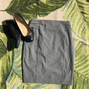 Express Pencil Career Skirt